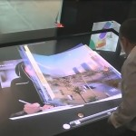 multi user multitouch table