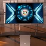 interactive screen 65