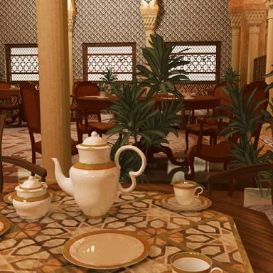Andalus restaurant01