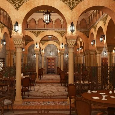 Andalus restaurant02